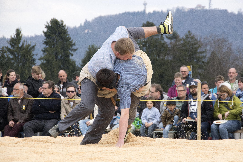 Daniel Wettstein gewinnt platt gegen Marc Hänni