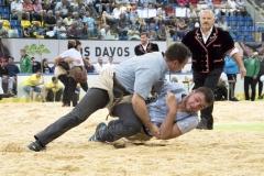 Thomas Kammermann gewinnt gegen Roman Wittenwiler