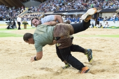 Marco Nägeli gewinnt mit Kurz gegen Dominik Schmid