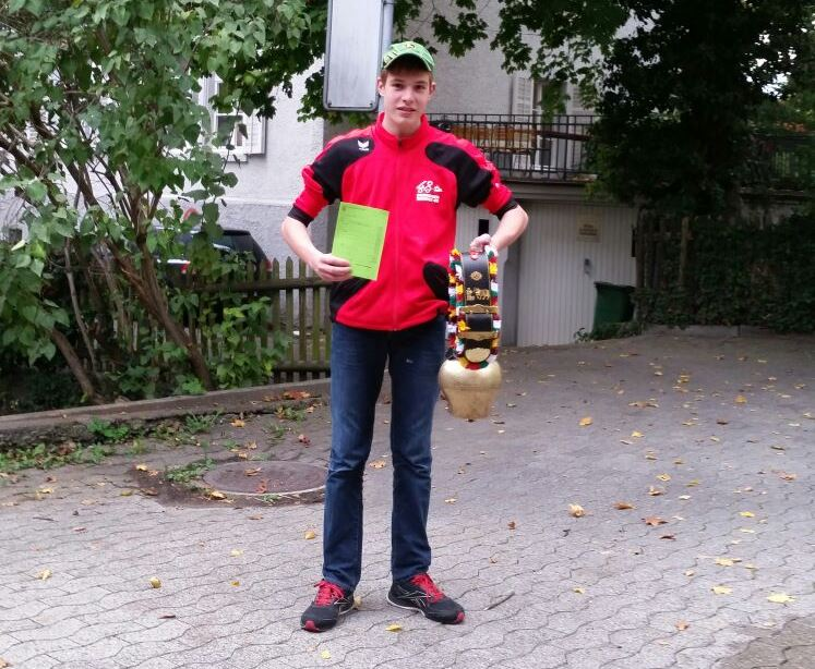 Kategoriensieger Nachwuchs: Stefan Zemp