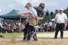 Schwingen - Zürcher Kant. Nachwuchsschwingfest 2019