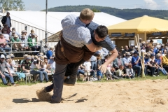Daniel Wettstein gewinnt gegen Livio Büchler