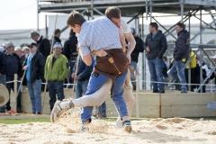 Schwingen - Zürcher Kantonalschwingfest 2019
