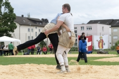 Schwingen - Zürcher Kantonalschwingfest 2021